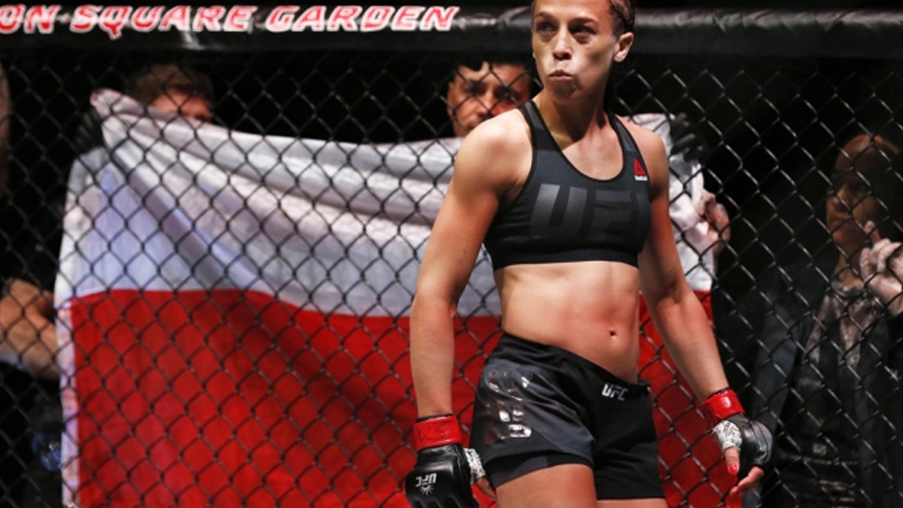 joanna The Top 5 Current Female Fighters in MMA