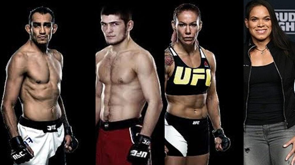 Dana White: Khabib Nurmagomedov To Fights Tony Ferguson And Cyborg Fights Next To Nunes