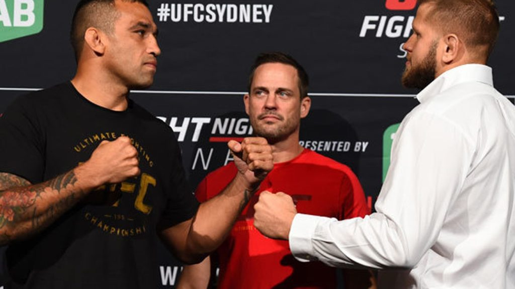 How To Watch UFC Fight Night 121 Sydney: Full Fight Cards And Start time.