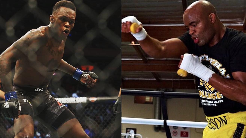 Breaking: Anderson Silva To Return Against Israel Adesanya At February's UFC 234