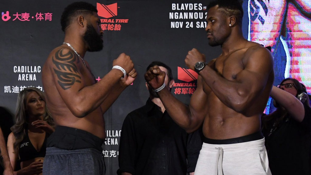 How To Watch UFC Fight Night 141: Full Fight Card, Start Time & Results