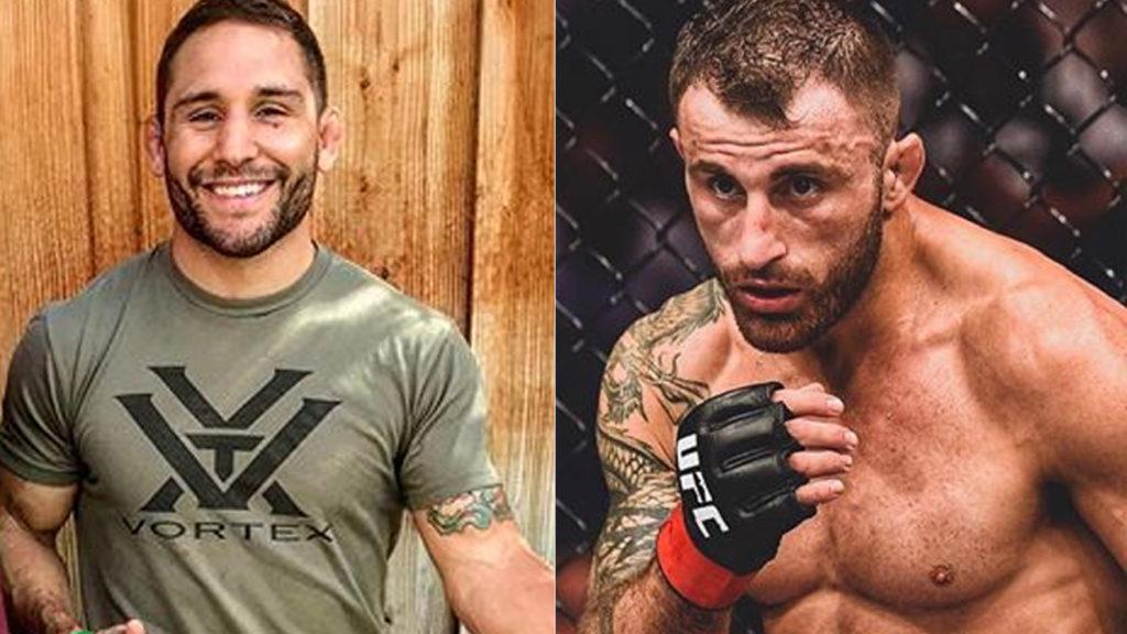Chad Mendes vs. Alexander Volkanovski Booked For UFC 232 On Dec. 29