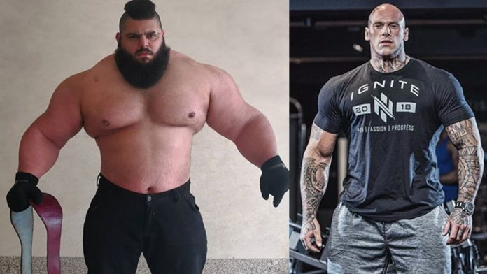 DsXj6pWWkAAzLuI Report: KSW may have finally found an opponent for our fav fighter Martyn Ford