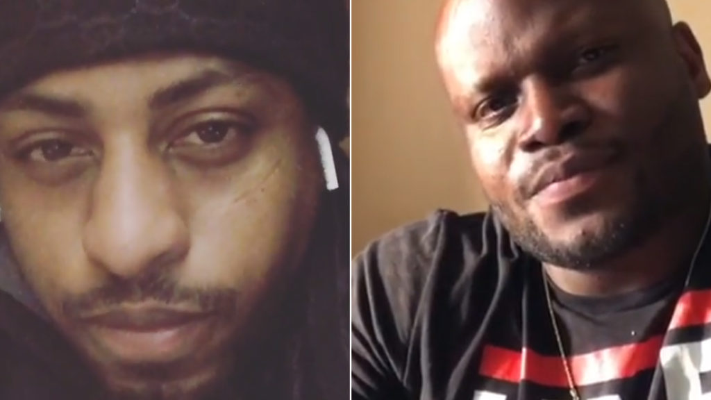 Former NFL Star Greg Hardy Calls Out 'The Fat Beast' Derrick Lewis Before UFC 230