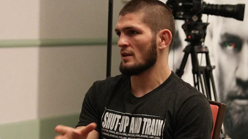 Khabib Not Going To Nevada Disciplinary Hearing: 'I'm Not Guilty'