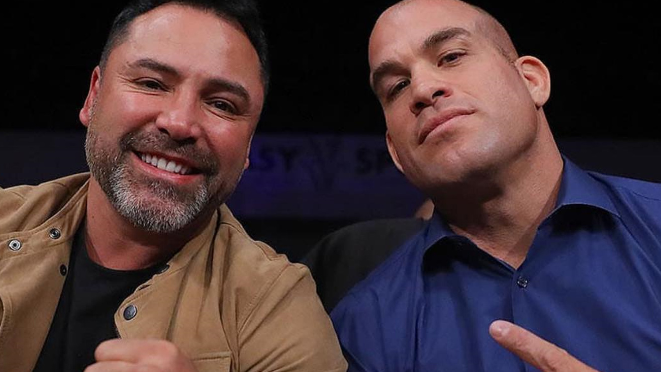 How Crazy Is It Chuck Liddell, Tito Ortiz Are Fighting In 2018?