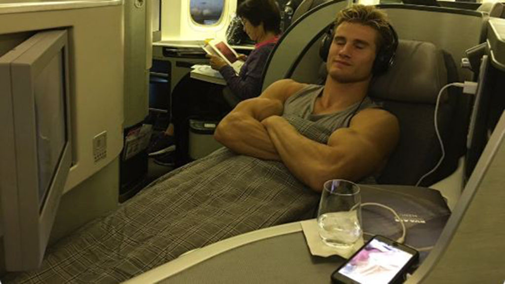 Sage Northcutt On His Way To Attend ONE Championship Event!