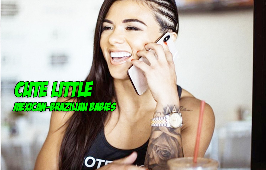 Video: Claudia Gadelha says she wants to have Brian Ortega's babies