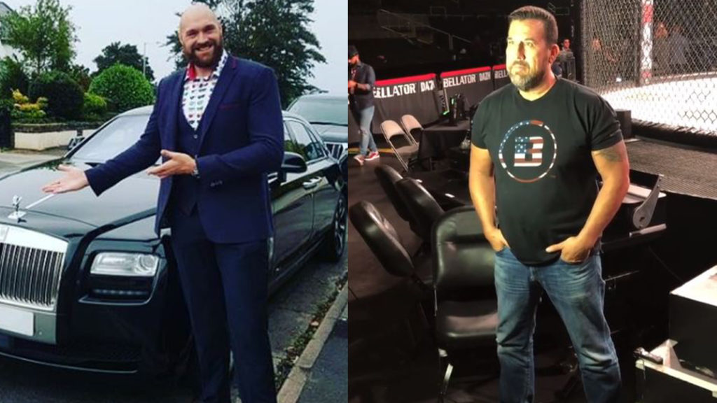 John McCarthy Explains Tyson Fury Knockdown/KO Controversy