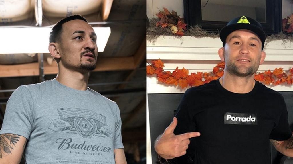 Frankie Edgar Wishes 145-Pound Title Shot Versus Max Holloway