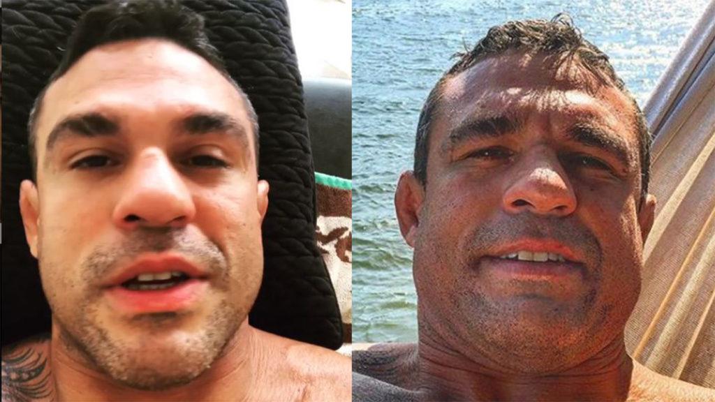 Breaking News: Vitor Belfort Is Not Retired Anymore!