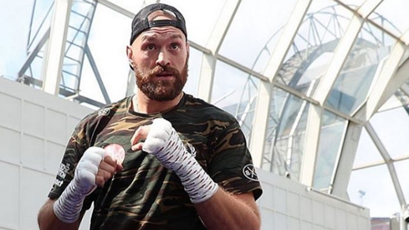 Tyson Fury Calls WBC To Settle Wilder Rematch And Sack The Judge