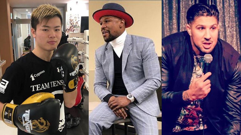 Brendan Schaub Thinks Floyd Mayweather Vs Tenshin Nasukawa Was Staged