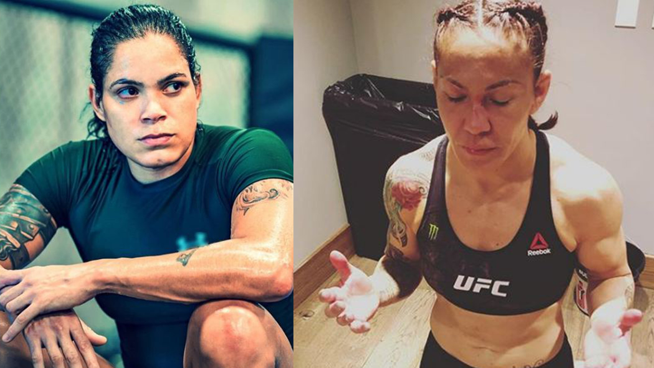 "Amanda Nunes Tells Cris Cyborg: ""No More 145, I Want 125 Belt"""