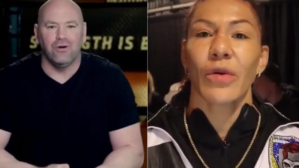 Cris Cyborg Wants Immediate Nunes Rematch But Dana White Is Noncommittal