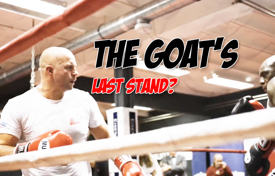 Watch: Fedor's open workout doesn't give us much hope he's beating Bader or not retiring