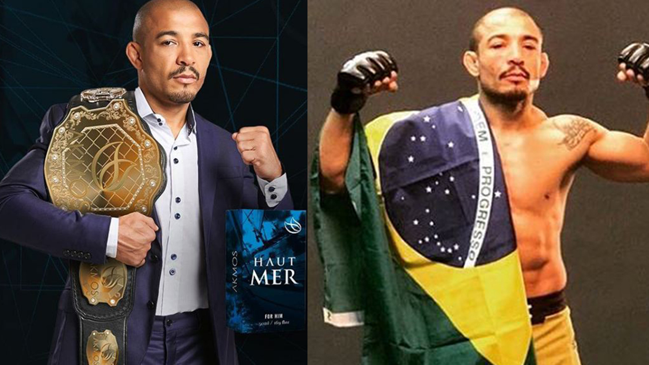 Jose Aldo Looking To Fight Three Times In Brazil Then Retire By End Of 2019