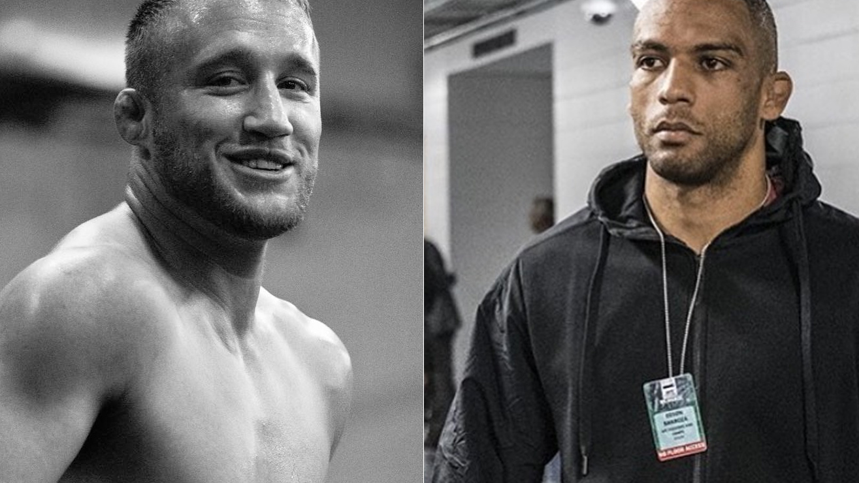 Edson Barboza vs. Justin Gaethje Set To Headline UFC On ESPN 2
