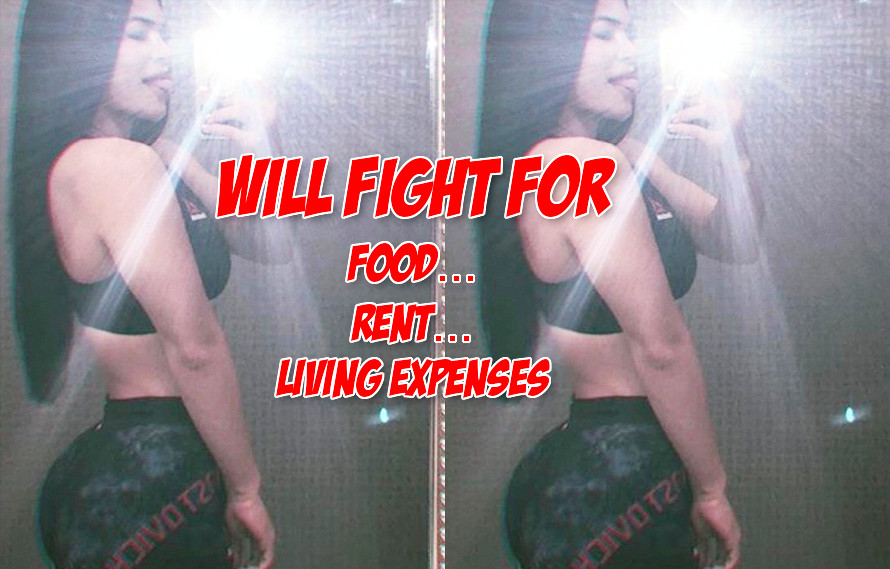 It's 2019 & fighters like Rachael Ostovich still struggle with UFC pay