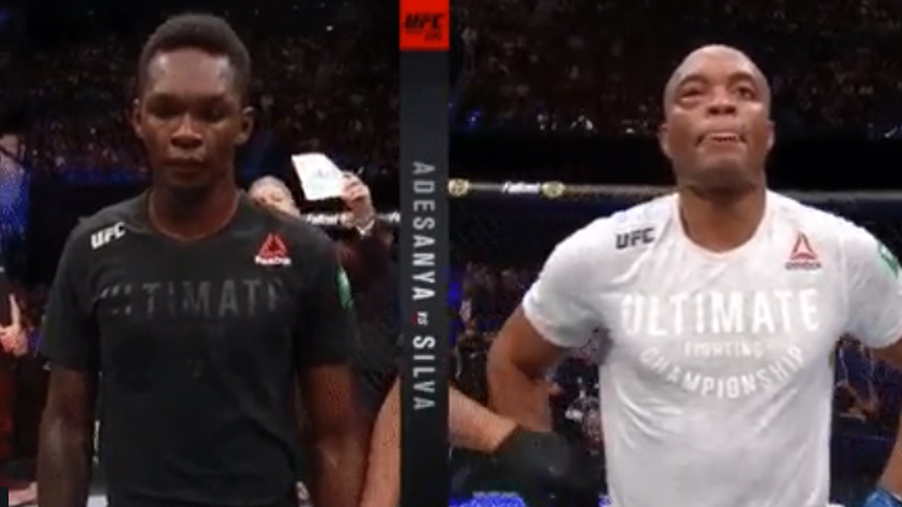 Watch: UFC 234 Post-Fight Press Conference