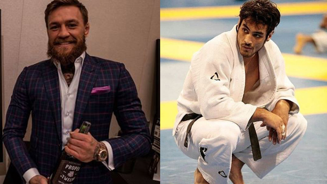 "Kron Gracie Says It Is ""Kind Of Cool"" McGregor Respects Him And His Family"