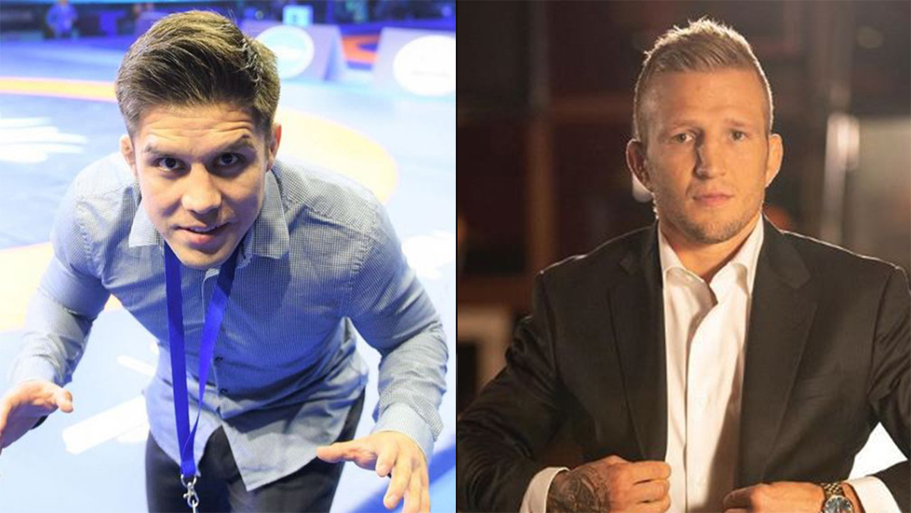 """Henry Cejudo Responded To TJ Dillashaw's """"Fluke"""" Statement: """"We Can Fight At 125!"""""""