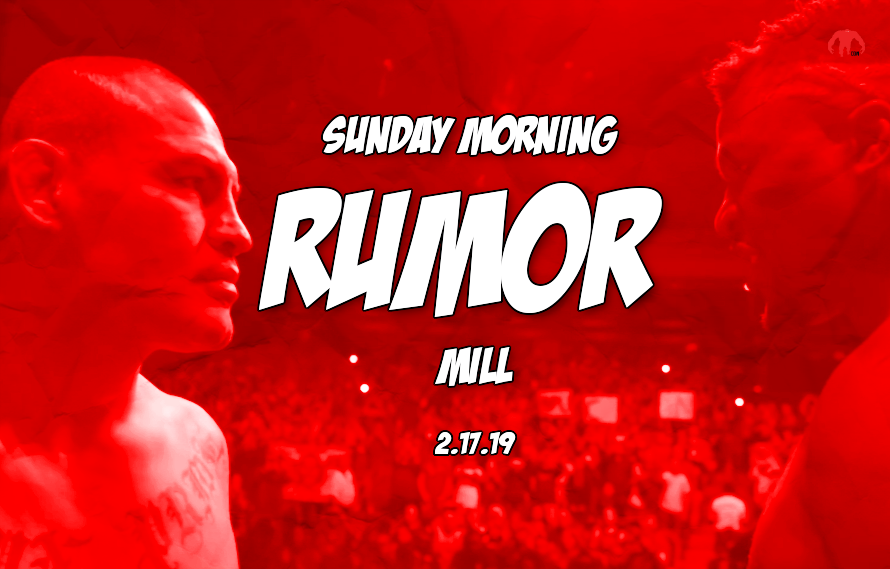Cain's health status, Max vs. Tony in the Sunday Morning Rumor Mill