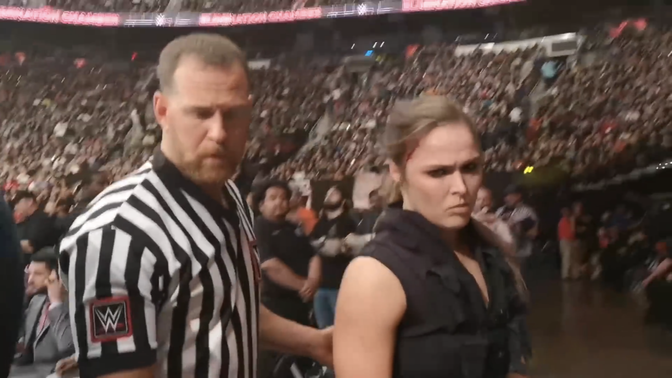 Pics/Video: Ronda Rousey's cut was nastier than we first thought
