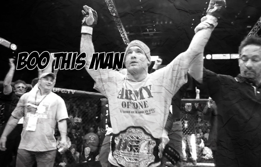 Report: Matt Hughes still not a good guy, hit with restraining order by wife for alleged domestic violence