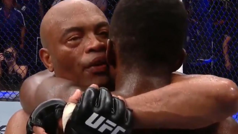 UFC 234 Results Israel Adesanya Defeats Anderson Silva In A