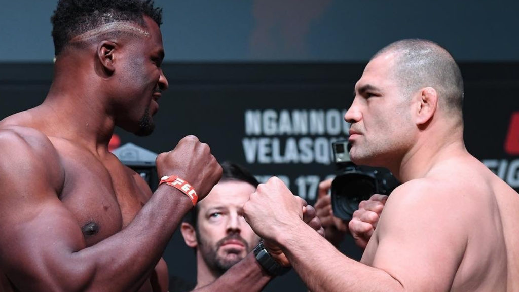 How To Watch UFC Phoenix 'Ngannou vs. Velasquez': Full Fight Card, Start Time & Results