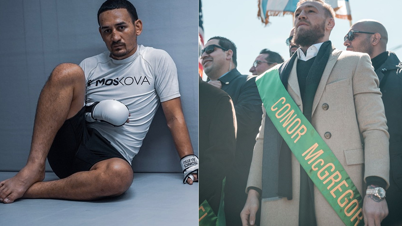 Max Holloway Hints At Possible Summer Showdown With Mcgregor