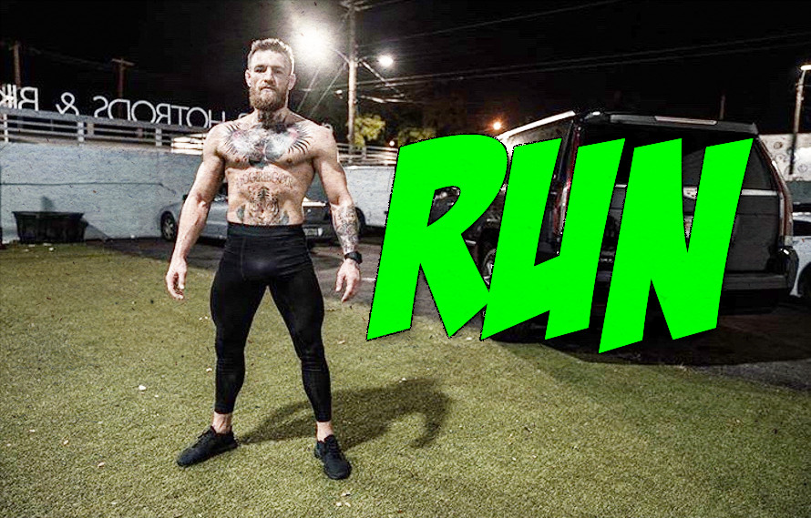 McGregor arrested in Miami after run-in with fan