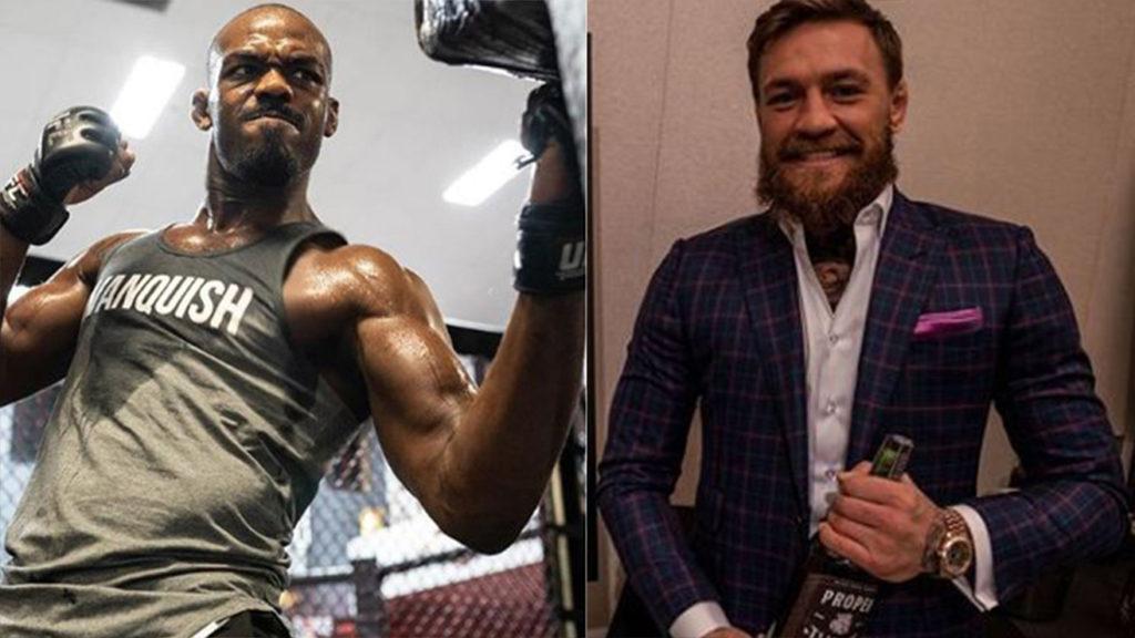 Video: Conor McGregor Showed Hook Kick To Jon Jones