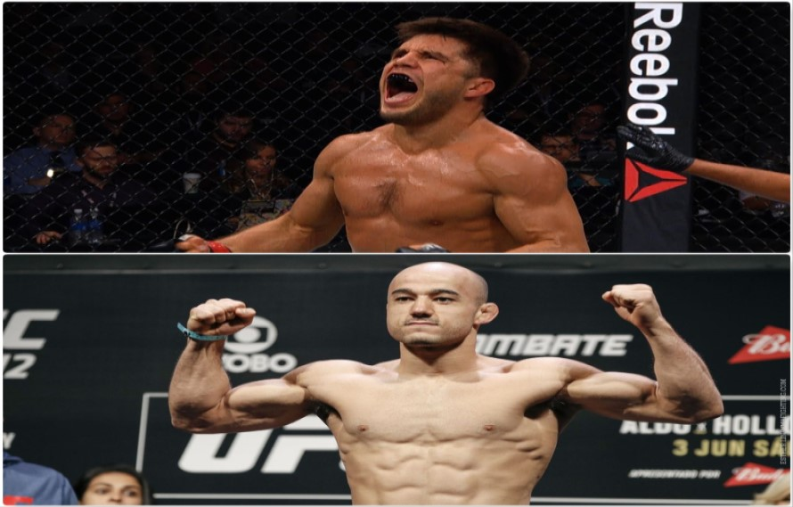 Marlon Moraes, Henry Cejudo Go Back And Forth On Twitter Following Bantamweight Title Vacancy