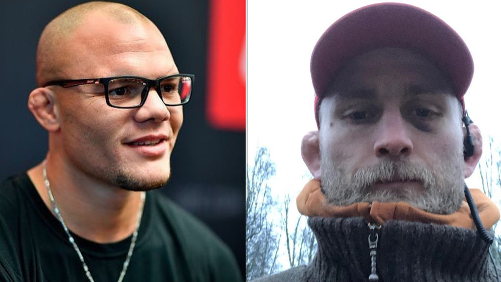 Report: Alexander Gustafsson vs. Anthony Smith Set To Headline UFC Stockholm