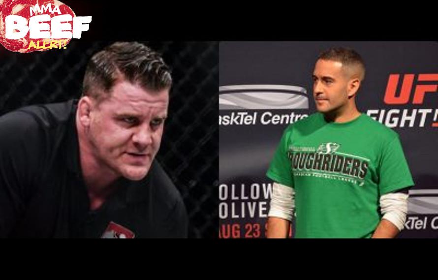 Beef Alert: Jon Anik & Marc Goddard argue over inconsistent MMA refs