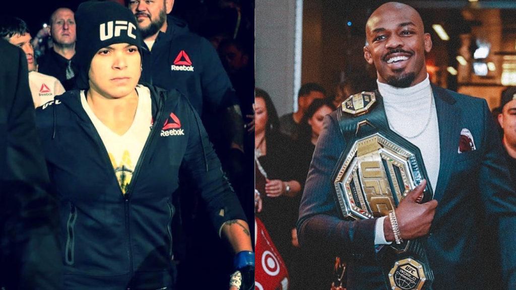 Jon Jones vs. Thiago Santos, Amanda Nunes vs. Holly Holm Title Fights Booked For UFC 239