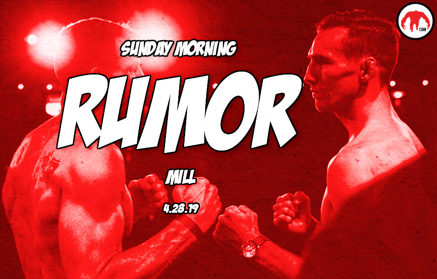 Rory's retirement, Greg Hardy's big push & more in the Sunday Morning Rumor Mill