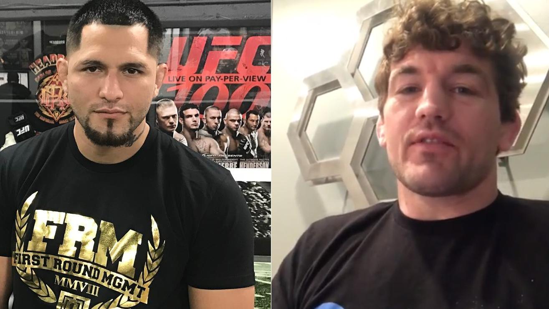 Jorge Masvidal Claims He'll Get Title Fight After Beating Ben Askren At UFC 239, 'Funky' Fires Back