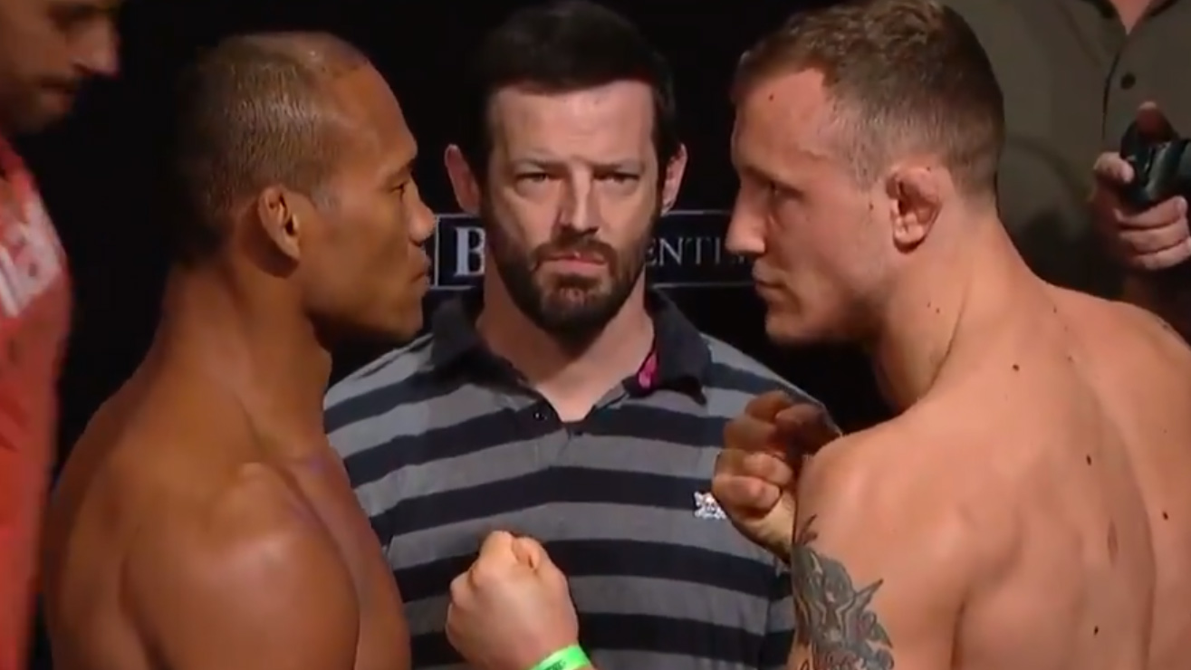 How To Watch UFC Fight Night 150 ''Jacare vs. Hermansson': Full Fight Card, Start Time & Results