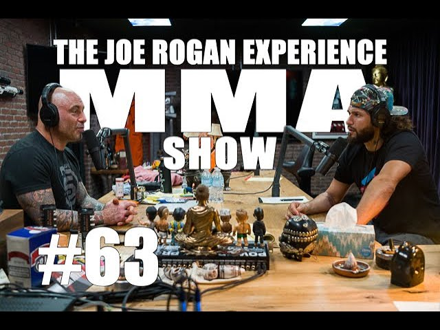 Flipboard: Watch: Jorge Masvidal cracks up Joe Rogan with a