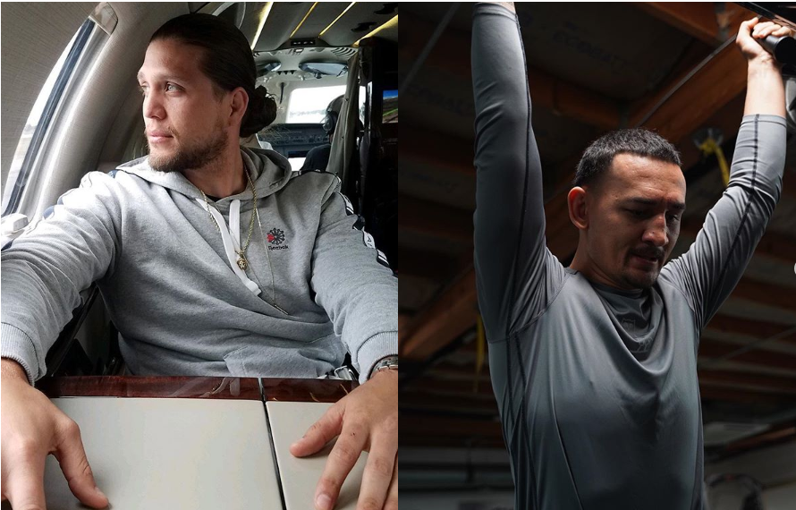 VIDEO: Brian Ortega Is Finally All Healed Up, And He's Looking For Max Holloway Rematch