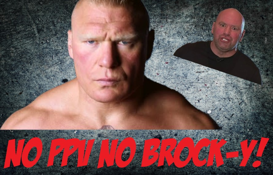 Report: Brock Lesnar Retired Because Of New PPV Model
