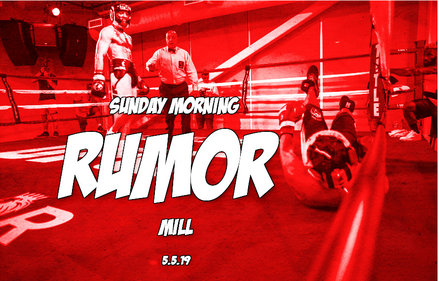 Conor to boxing, Brock's beef with ESPN & more in the Sunday Morning Rumor Mill