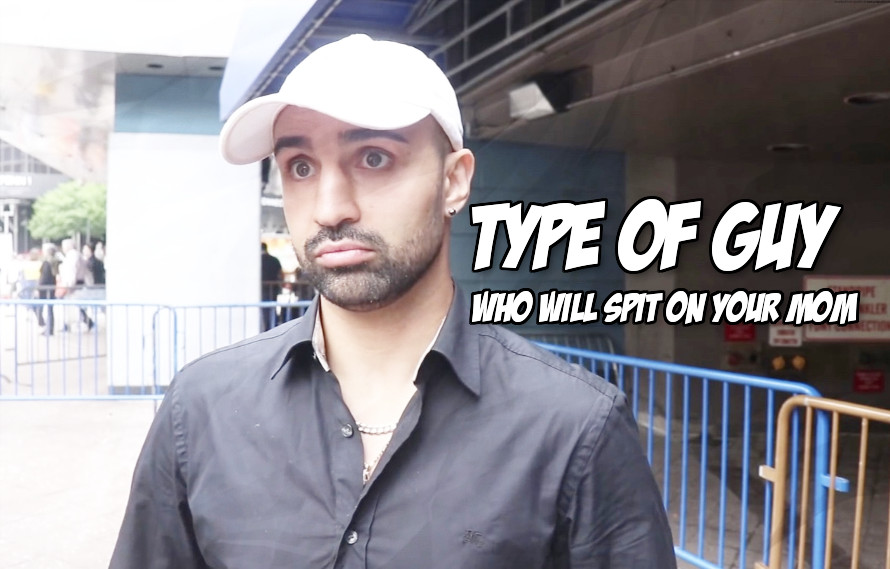 Video: Just a FYI, Paulie Malignaggi says he would spit on Artem's mom's face