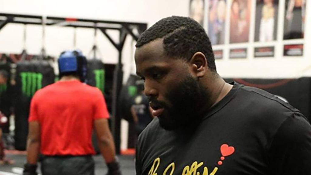 UFC Released 265-Pound Fighter Justin Willis!