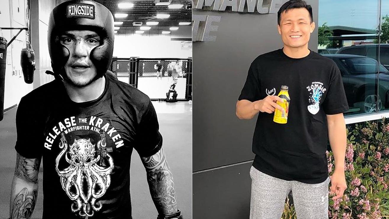 Korean Zombie vs. Renato Moicano In Works For UFC Greenville