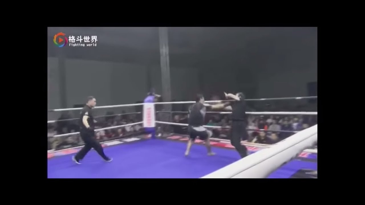 'Kung Fu' Master Falls To The Might Of Xu Xiaodong – MiddleEasy.com