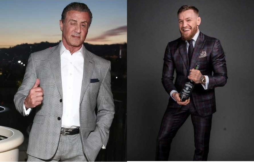Sylvester Stallone Offers Conor McGregor Some Of His UFC Shares